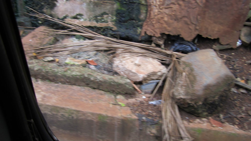 Composting Latrines at the GGM Clinic