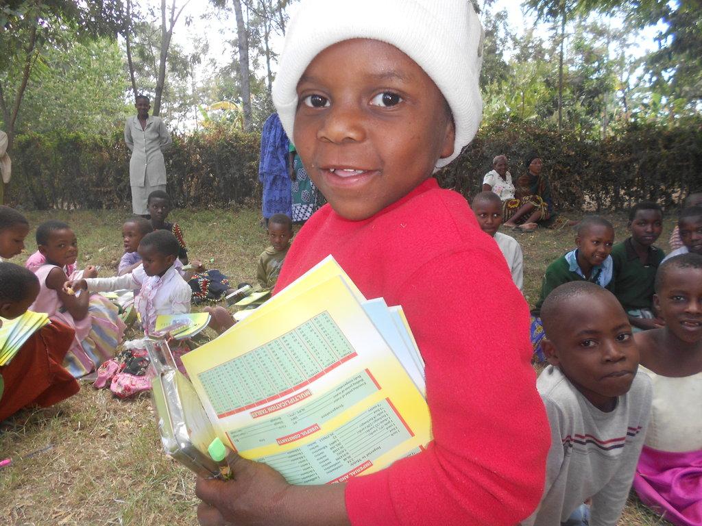 Educate 155 Street Children and Girls in Tanzania