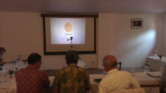 First Nepal Steering Committee Meeting