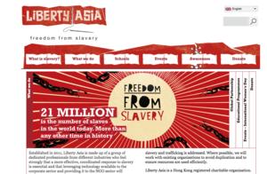 Liberty Asia site
