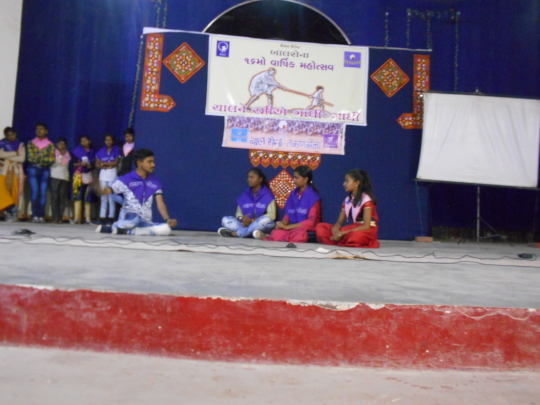Theatre Play by Tarunsena member