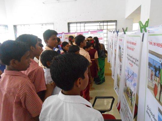 Child Right week celebration Yatra 1