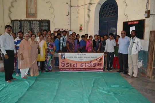 Celebrating 'Udan' program's opening