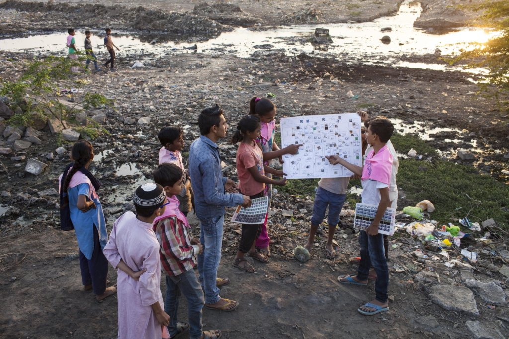Transform the Lives of Children in Gujarat, India