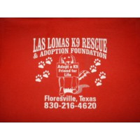 Las Lomas K9 Rescue & Adoption Foundation, Inc.