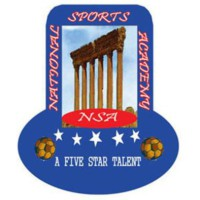 National sports academy extra Logo