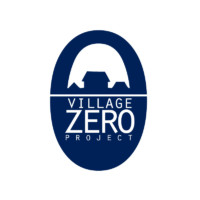 The Village Zero Project Logo