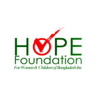 Hope Foundation for Women & Children of Bangladesh Logo