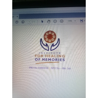 Institute for Healing of Memories Logo