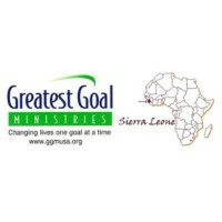 Greatest Goal Ministries USA Logo