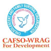 CAFSO-WRAG for Development