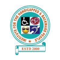 INSTITUTE FOR THE HANDICAPPED AND BACKWARD PEOPLE
