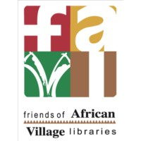 Friends of African Village Libraries (FAVL) Logo
