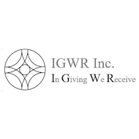 IGWR In Giving We Receive Inc.