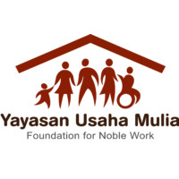 Yayasan Usaha Mulia / Foundation for Noble Work Logo