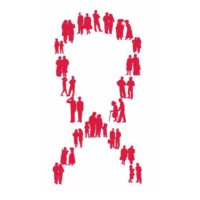 FIKELELA AIDS PROJECT Logo