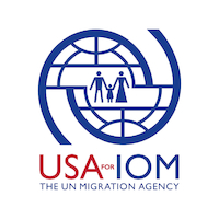 US Association for International Migration (USAIM) Logo