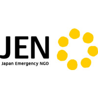 Japan Emergency NGO (JEN) Logo