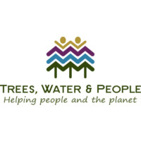 Trees Water & People Logo