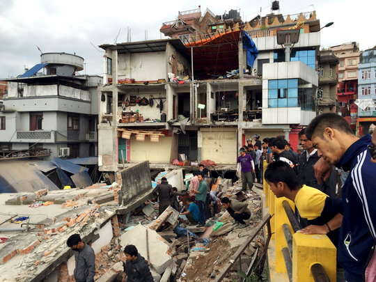 Image for Nepal Earthquake Relief Fund