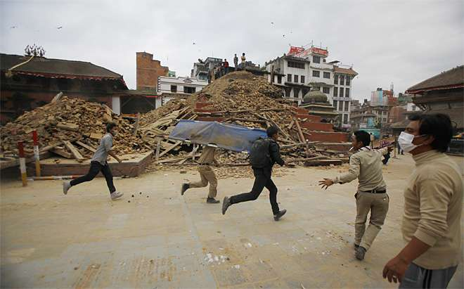 Image for Relief Fund for Earthquake in Nepal