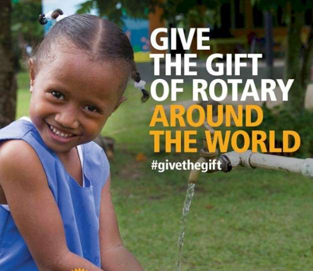 Image for Give the Gift of Rotary