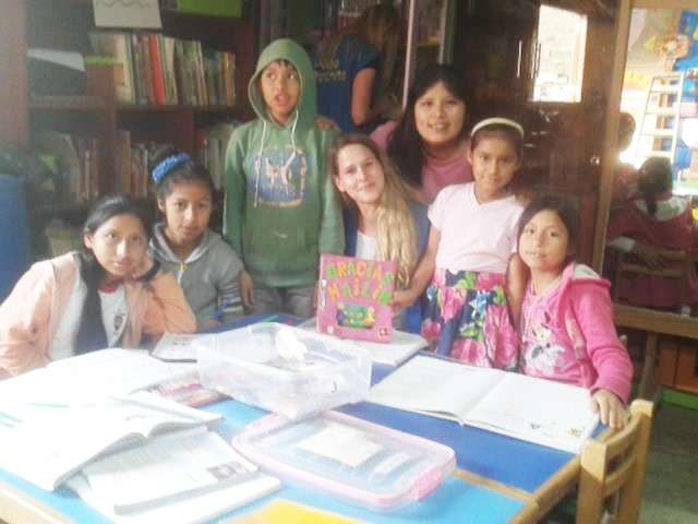 Image for Kinderarbeit in Peru
