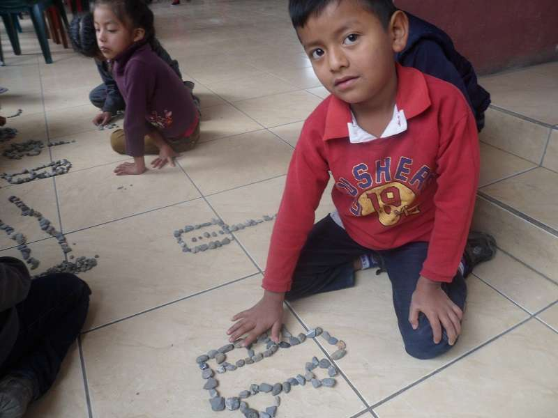 Image for Life for homeless children in Guatemala