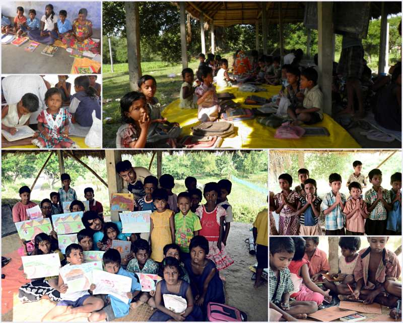 Image for Education for tribal children of Purulia