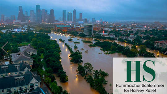 Image for Hammacher for Hurricane Harvey Relief