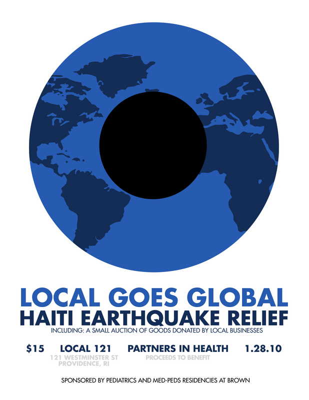 Image for Local Goes Global: Help Haiti