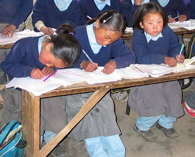 Image for Teach Himalayan Kids.