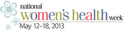 Image for Google Women's Health Week 2013