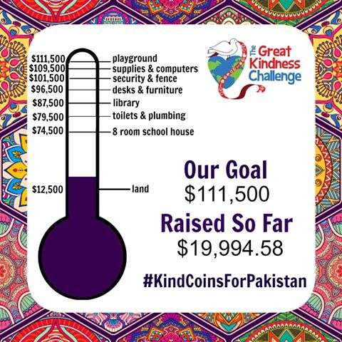Image for Kids for Peace School Pakistan