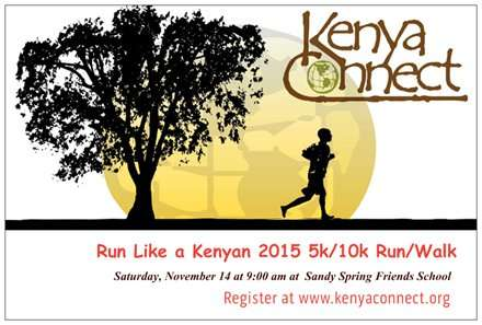 Image for Run Like a Kenyan - Andrew Goldsmith