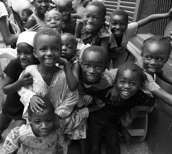 Image for Children affected by HIV/AIDS in Ghana