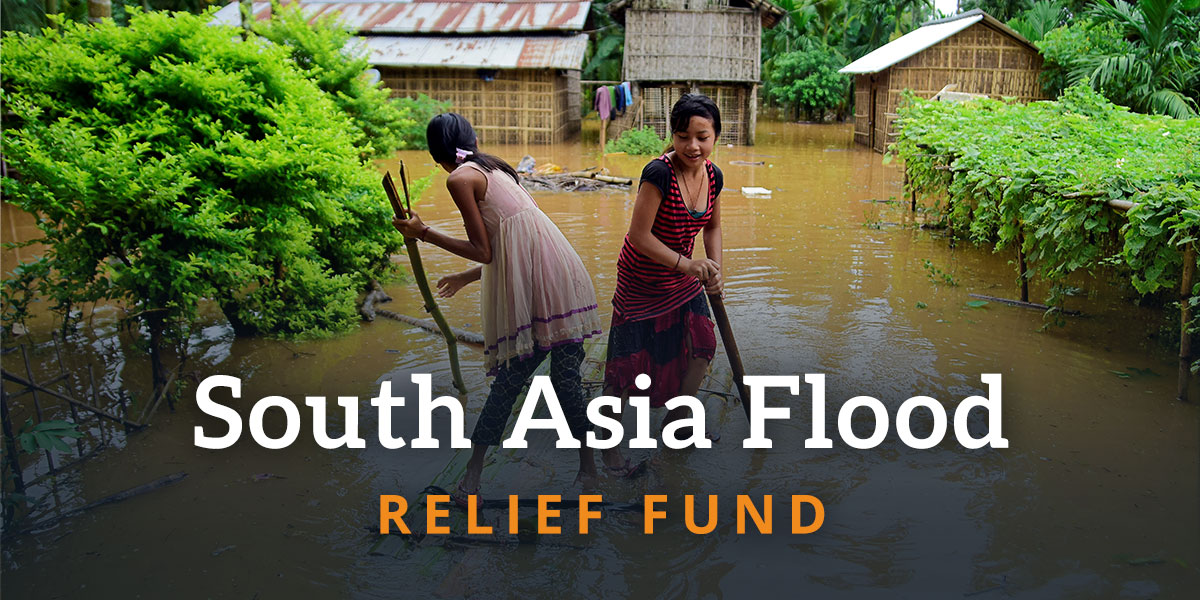 South Asia Flood Relief